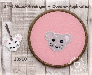 ITH-Maus-Anhnger--Doodle-Applikation-10x10-Rahmen