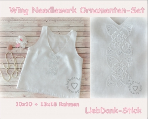Wing-Needlework-Ornamenten-Set-Pia-10x10--13x18-Rahmen
