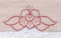 Bild 2 von Feston-Blumenornamenten-Set, Wing Needlework 15x24