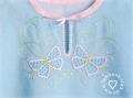 Bild 3 von Stickdatei Wing Needlework Schmetterlinge-Ornament mit ITH Spitzen-Element 15x24